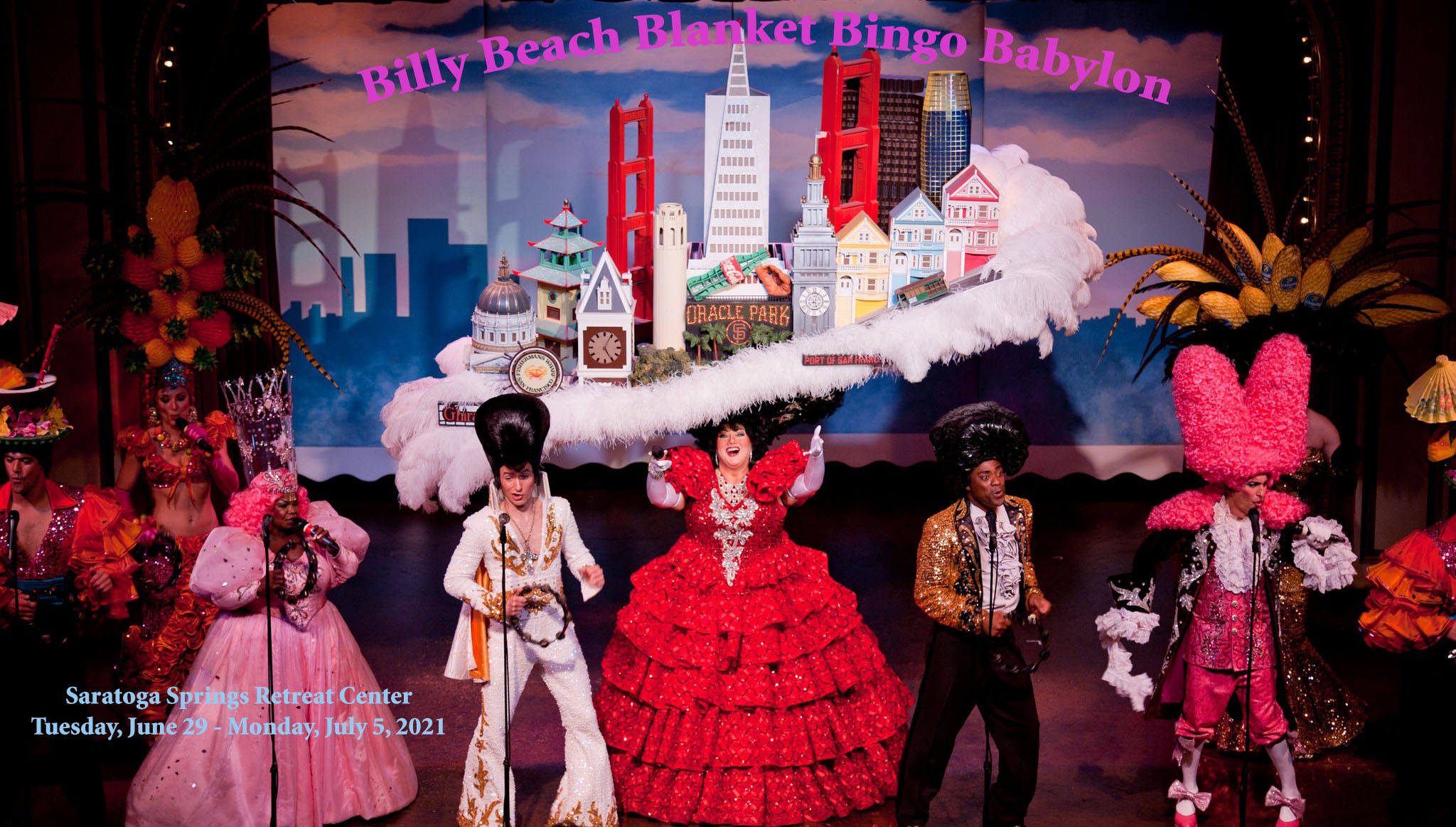 Billy Beach Blanket Bingo Babylon